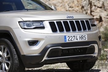 Prueba JEEP GRAND CHEROKEE3.0 V6 CRD 250 Cv Limited
