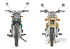 Comparativa  MASH FIVE HUNDRED 400  ROYAL ENFIELD CLASSIC DESERT STORM