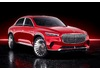 Vision Mercedes-Maybach Ultimate Luxury (prototipo)