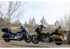 Comparativa <br> Indian Roadmaster 2017 &<br> Harley-Davidson Road Glide Ultra 2017
