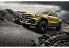 Foto Mercedes-Benz Concept Clase X powerful adventurer