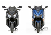 Foto Comparativa <br> Kymco AK 550 <br> Yamaha TMAX 530 DX