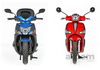 Comparativa  KYMCO AGILITY CITY 125  PIAGGIO NEW LIBERTY 125
