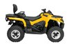 Can-Am Outlander L MAX 500 DPS 2015