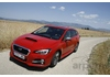 Foto Prueba SUBARU LEVORG