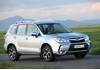 Prueba SUBARU FORESTER