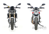 Comparativa  BMW F 800 R DUCATI MONSTER 797