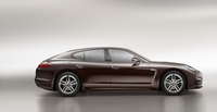 Panamera Platinum Edition: elegante y exclusivo