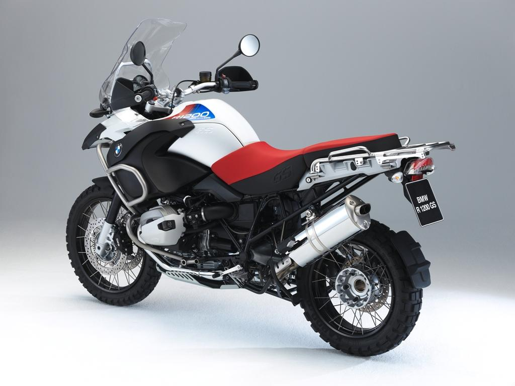 Foto BMW R 1200 GS ADVENTURE 30 YEARS GS