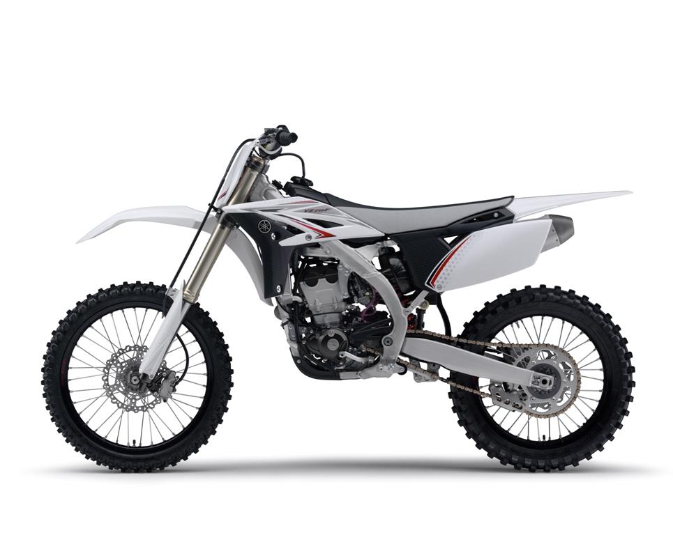 foto yamaha modelo yz 250 f imagen lateral izquierdo moto cross yamaha. Black Bedroom Furniture Sets. Home Design Ideas