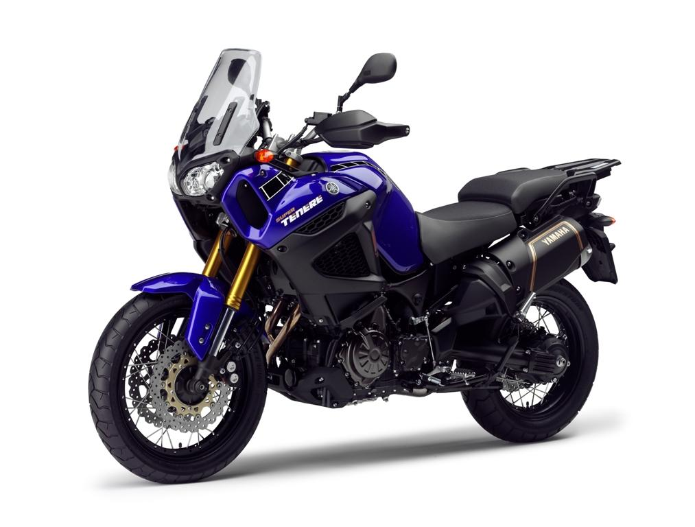 foto yamaha xtz 1200 super tenere vista delantera trail. Black Bedroom Furniture Sets. Home Design Ideas