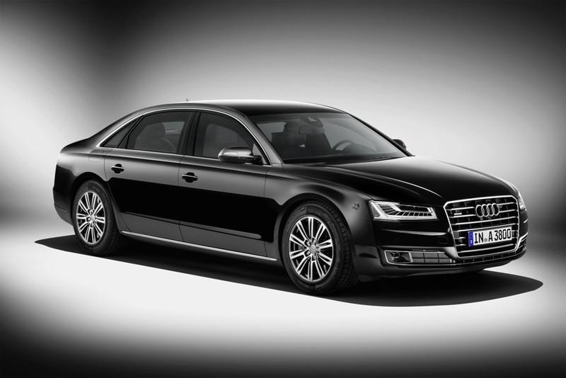 ¿Cuánto cuesta asegurar el Audi A8 blindado de Rita Barberá?