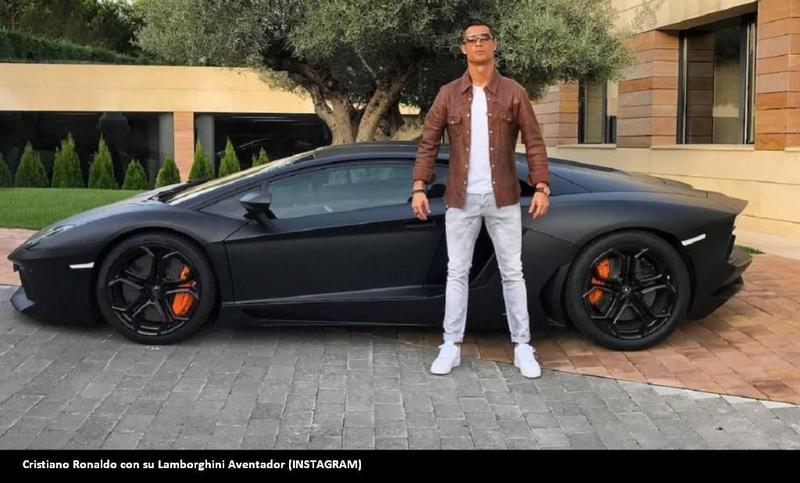 Asegurar el Lamborghini de Cristiano Ronaldo cuesta 5.333 euros