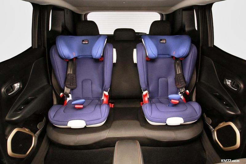 El seguro cubre a los niños aunque no viajen en sillas infantiles