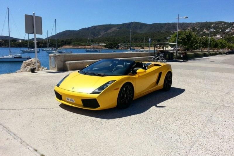 Análisis de casos: Se busca Lamborghini robado con matrícula extranjera