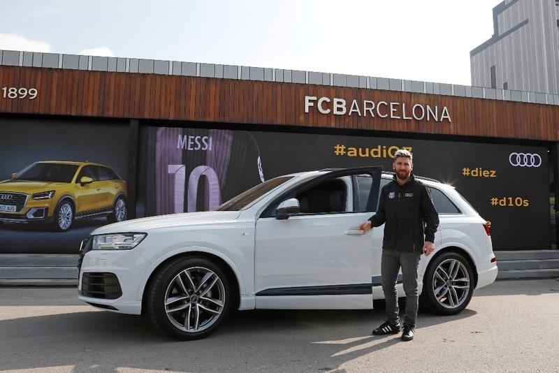 Asegurar los Audi de Real Madrid y Barça cuesta 89.456 €