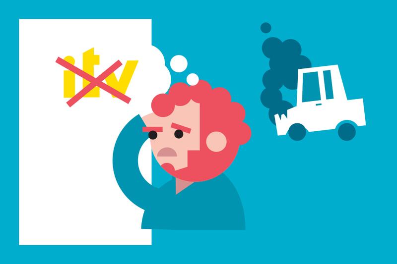 ¿Sabías que... si circulas con la ITV caducada el seguro no se hace responsable de los daños?