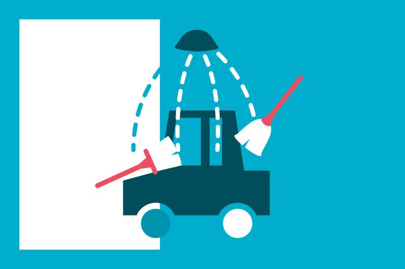 ¿Sabías que... si  tu coche se mancha en el traslado de un herido hay seguros que cubren la limpieza?