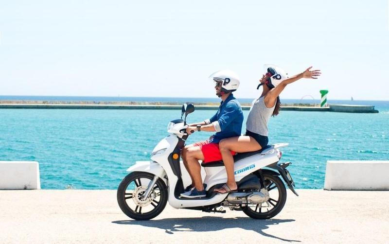 ¿Qué cubre el seguro del alquiler de las motos de eCooltra?