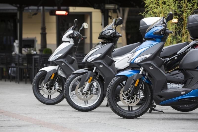 Los mejores seguros para los scooters más vendidos