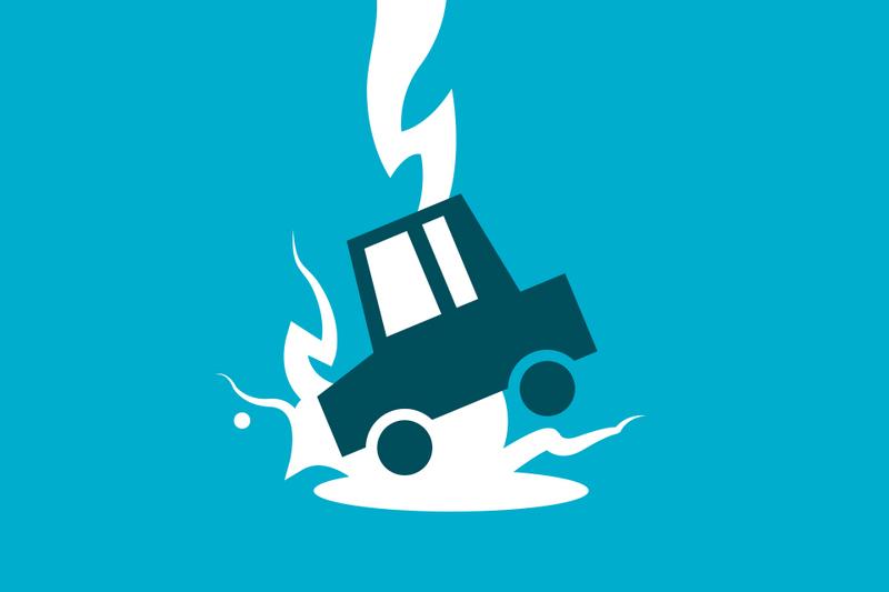 Análisis de casos: Cuando un rayo cae sobre un vehículo