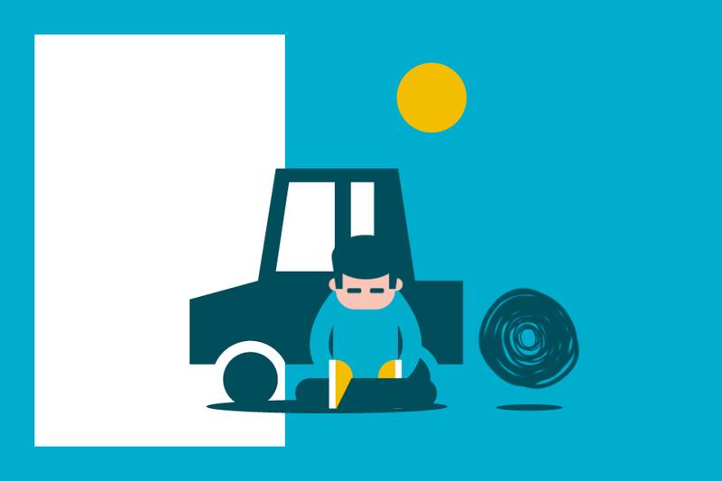 ¿Sabías que... hay seguros que te indemnizan si la grúa tarda demasiado en ir a remolcar tu vehículo?