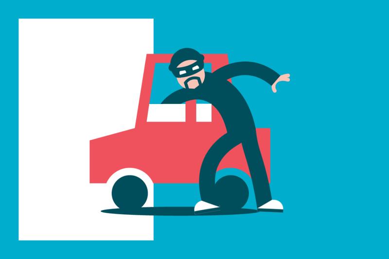 ¿Sabías que... hay aseguradoras que te cubren el robo, pero no el hurto?