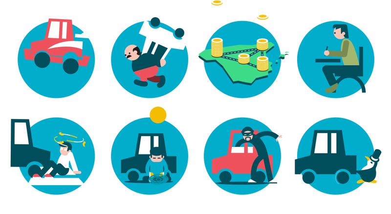 Todo lo que necesitas saber sobre el seguro de tu vehículo y nunca se te ocurrió preguntar (III)