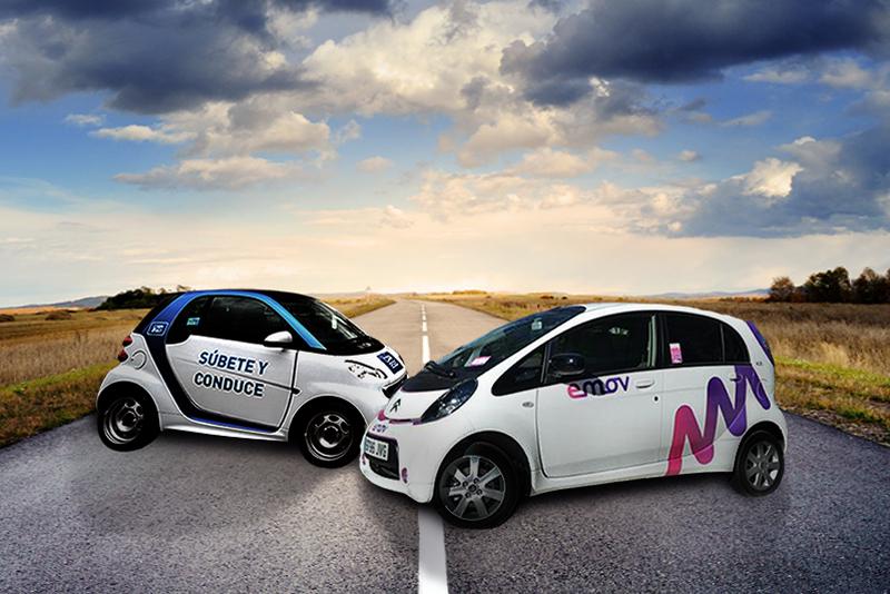 Car2Go vs. emov: ¿Quién tiene el mejor seguro?