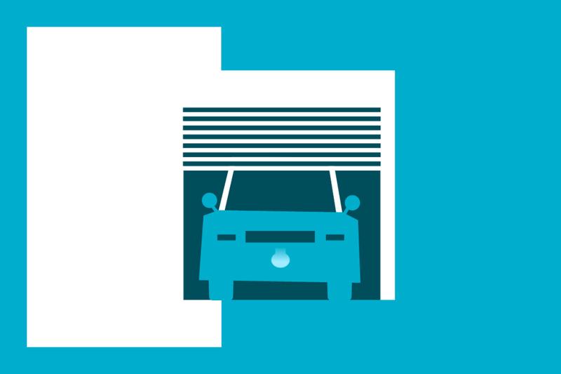¿Sabías que... si aparcas tu coche en el garaje el seguro te sale más barato?