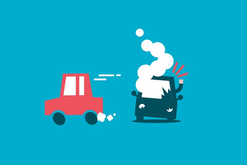 Análisis de casos: Huye tras provocar un accidente
