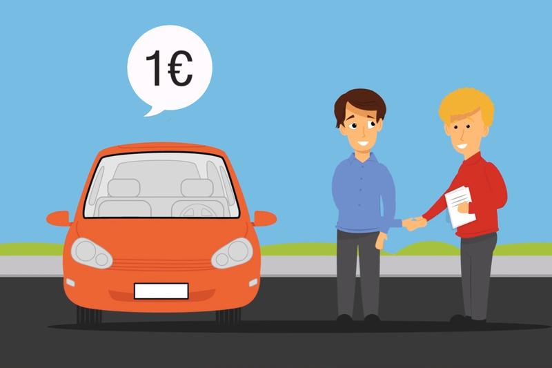 Llega DriiveMe, la empresa que alquila coches por un euro con seguro a todo riesgo