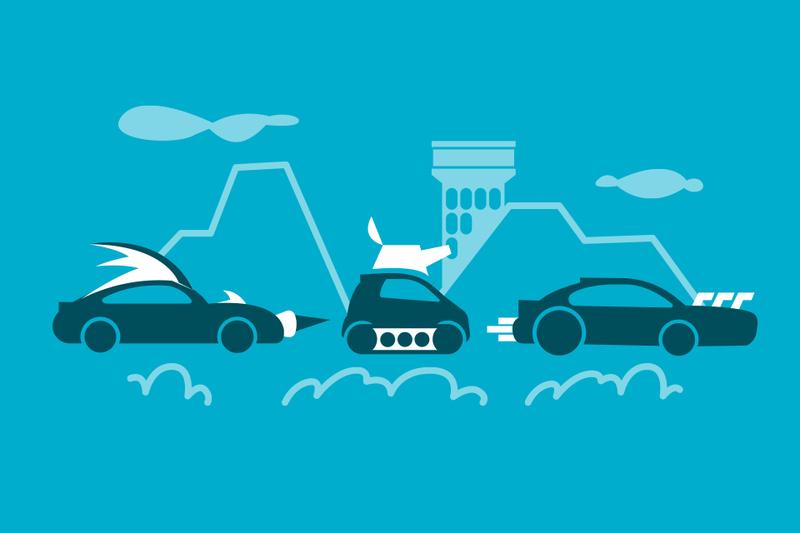 Los seguros del 'parque móvil' de la operación Lezo