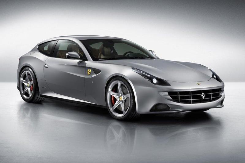 ¿Cuánto cuesta asegurar uno de los Ferrari FF subastados del rey Juan Carlos?