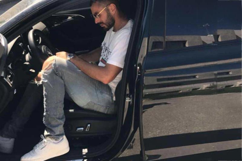 Análisis de casos: Benzema sufre un accidente por alcance