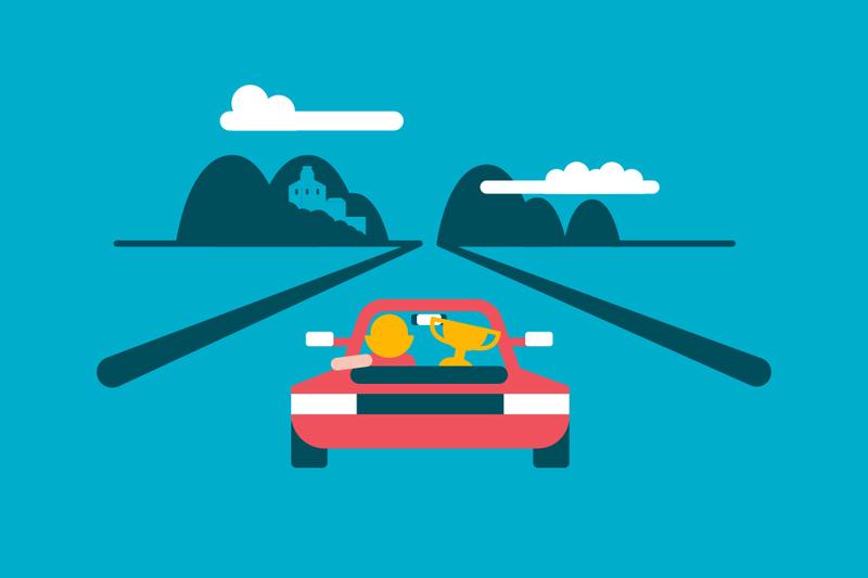 Las jóvenes de Soria, las que mejor conducen