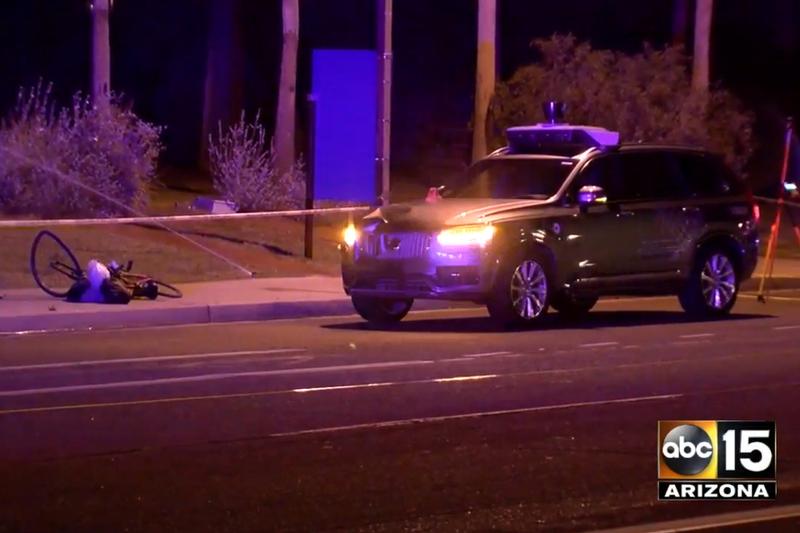 Análisis de casos: Un coche autónomo de Uber atropella y mata a una peatona