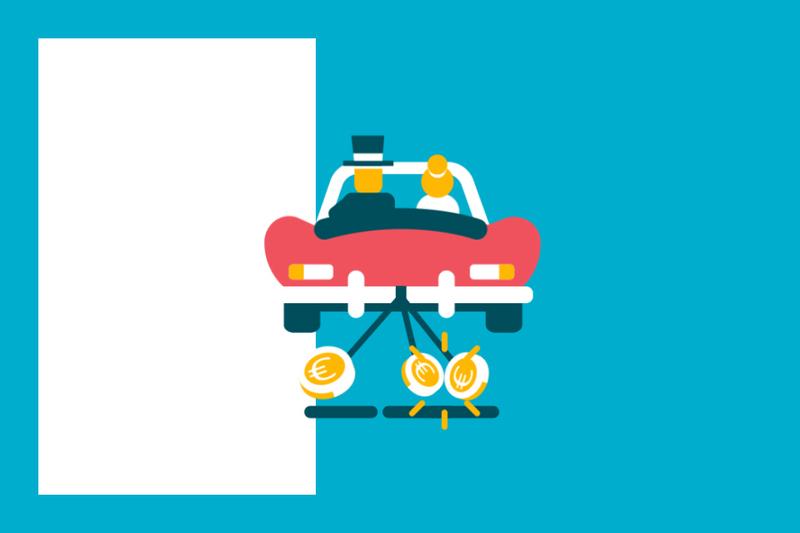 ¿Sabías que... las personas casadas pagan más por su seguro de coche que las solteras?