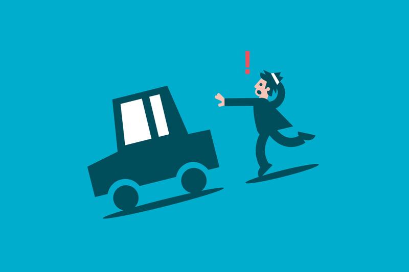 Análisis de casos: Olvido del freno de mano, un error que puede salirte caro... o no