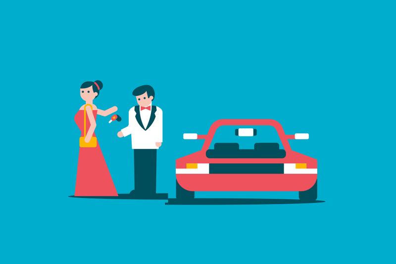Algunos aparcacoches no se responsabilizan de los daños de tu vehículo