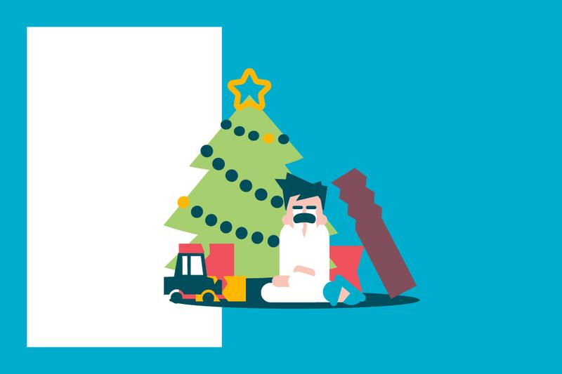 ¿Sabías que… hay seguros que te cubren hasta los regalos de Navidad en caso de accidente?