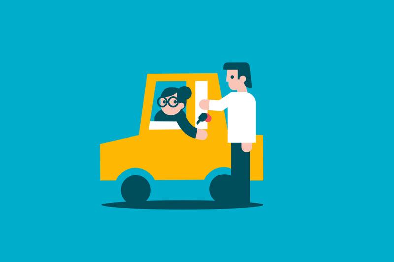 Una empresa de carsharing redobla tu seguro para que alquiles tu coche a otros particulares