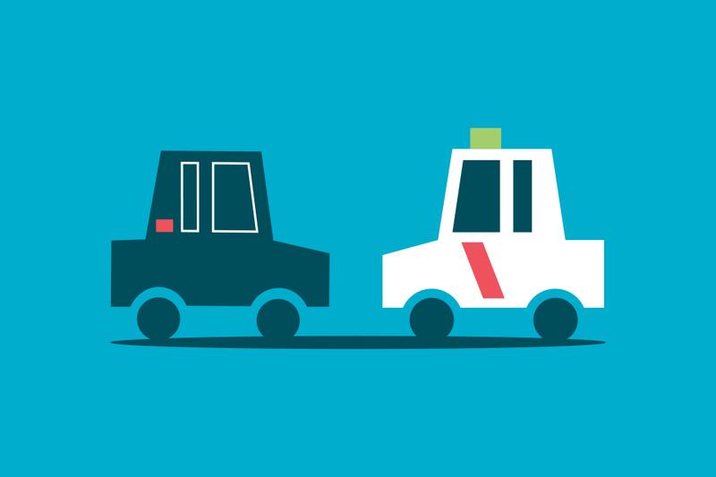 ¿Tiene las mismas coberturas el seguro de un taxi que el de un VTC?
