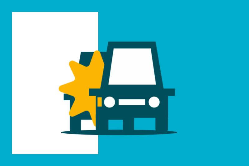 ¿Sabías que... accionar el intermitente no te da prioridad ante un accidente?