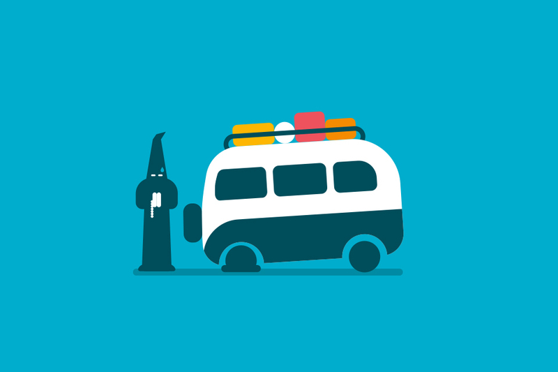 Si viajas con el coche en Semana Santa, estas son las coberturas que necesitas