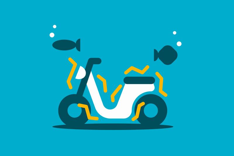 ¿Qué coberturas necesito para asegurar una moto eléctrica?