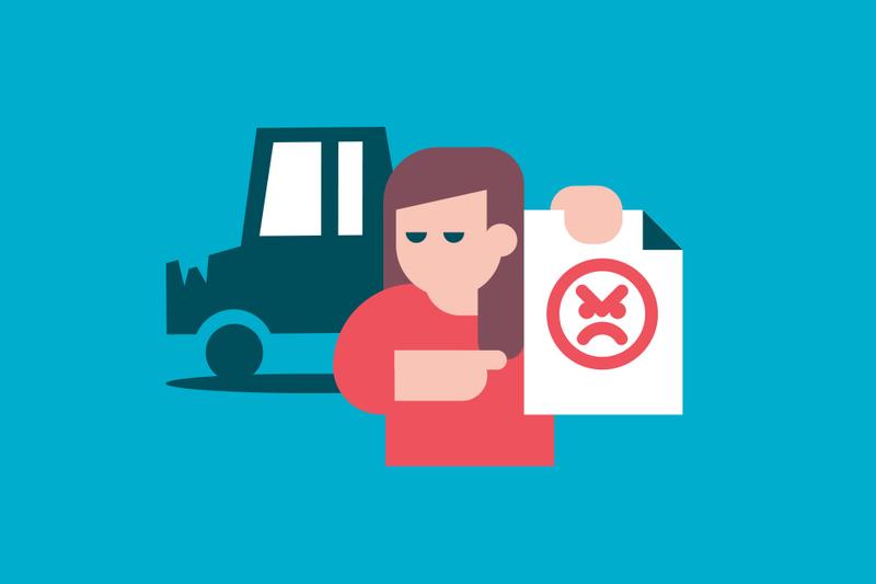 Las quejas más habituales de los clientes con su seguro de coche