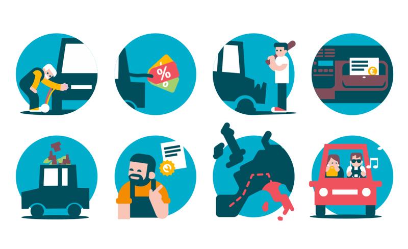 Todo lo que necesitas saber sobre el seguro de tu vehículo y nunca se te ocurrió preguntar (XVI)