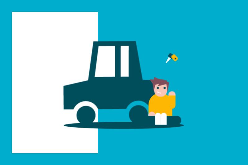 ¿Sabías que... un menor de edad puede ser propietario de un vehículo?