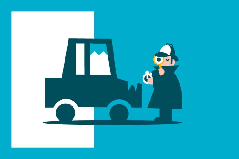 ¿Sabías que... algunas aseguradoras se comprometen a peritar tu coche en 24 horas?